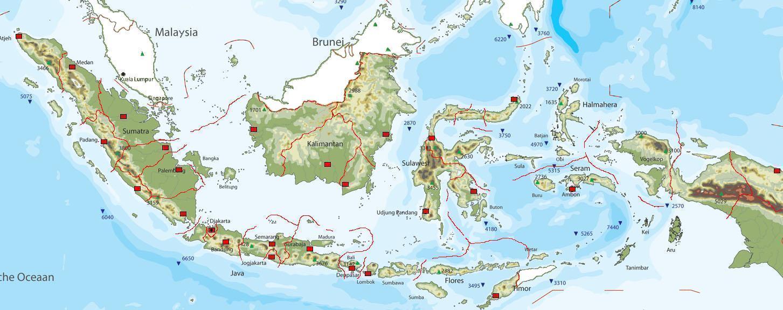 Pulau Terluar Sekitar Wilayah Papua Adepuspita28 Peta Indonesia Gambar Asli